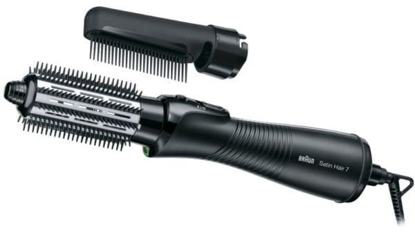 فرشاة الشعر الكهربائية
