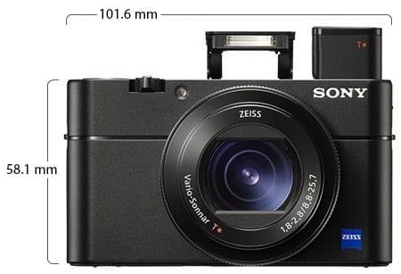 افضل كاميرا مدمجة احترافية