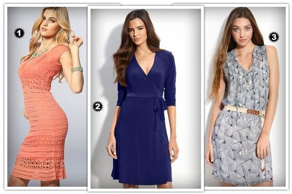 6b76c0a7b4b2b مجموعة فساتين سهرة للجسم الساعة الرملية - اشتري فستانك حسب شكل جسمك