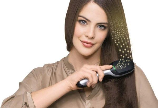 فرشاة الشعر الحرارية الاصلية