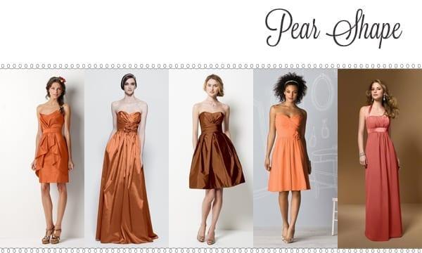 90a9de137 مجموعة فساتين سهرة للجسم الكمثري - اشتري فستانك حسب شكل جسمك
