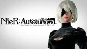 ثالثا: لعبة ناير: أوتوماتا Nier: Automata